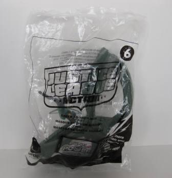 2016 McDonalds - #6 Green Arrow Mask - Justice League